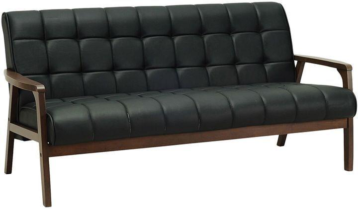 Merveilleux Iniko 3 Seater Sofas Tucson Espresso 3 Seater Sofa