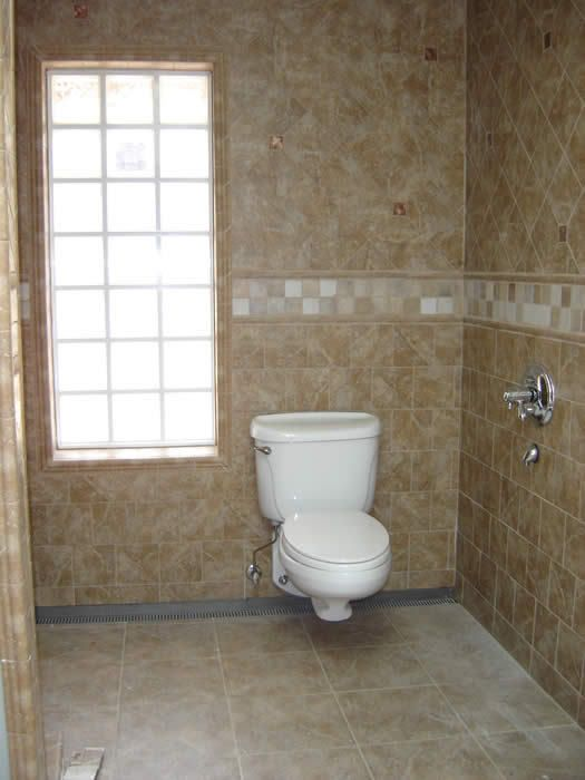 We Have A 3x3 Shower That We D Like To Expand A Little To Be 3x5