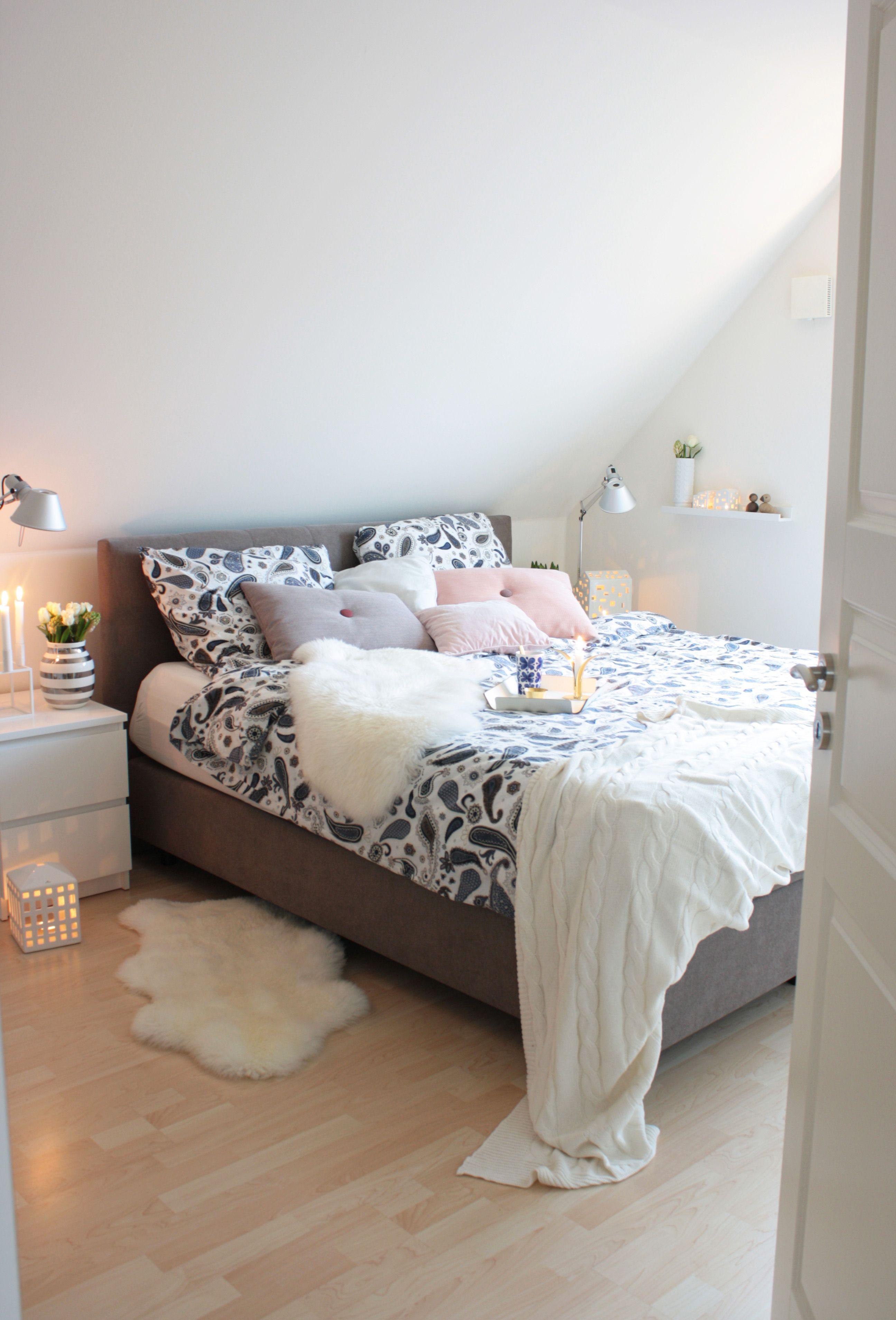 Neues schlafzimmer interieur schlafzimmer  einblicke bei matilda  bedrooms  pinterest