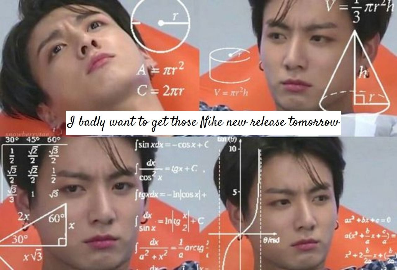 Melodramatic reaction in 2020 Memes, Finish the lyrics