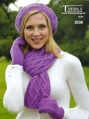 Free hat scarf and mitts pattern knit in tivoli celtic aran free free hat scarf and mitts pattern knit in tivoli celtic aran free pdf of pattern celticfree crafty pinterest scarf hat pdf and patterns dt1010fo