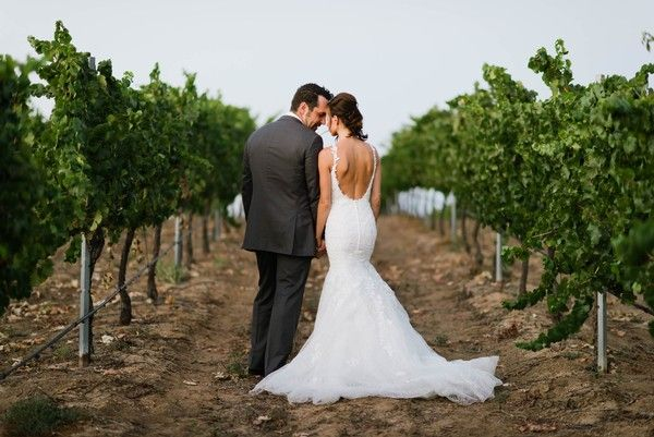 WEDDING WEDNESDAY! Cheers to Scott & Amy Piper! Thank you for sharing your photos from your August 28, 2015 wedding! We just love the pure happiness, joy, and romance you can see in these photos! Cheers to another Mount Palomar Winery favorite couple!