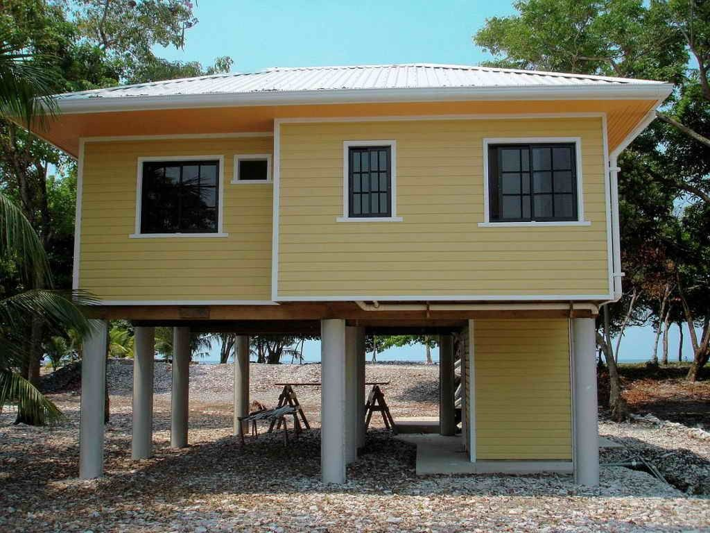 Beach House Plans Square Measure All