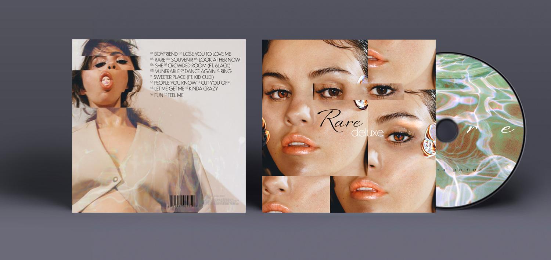 Rare Deluxe Redesign Selena Gomez Photoshoot Selena