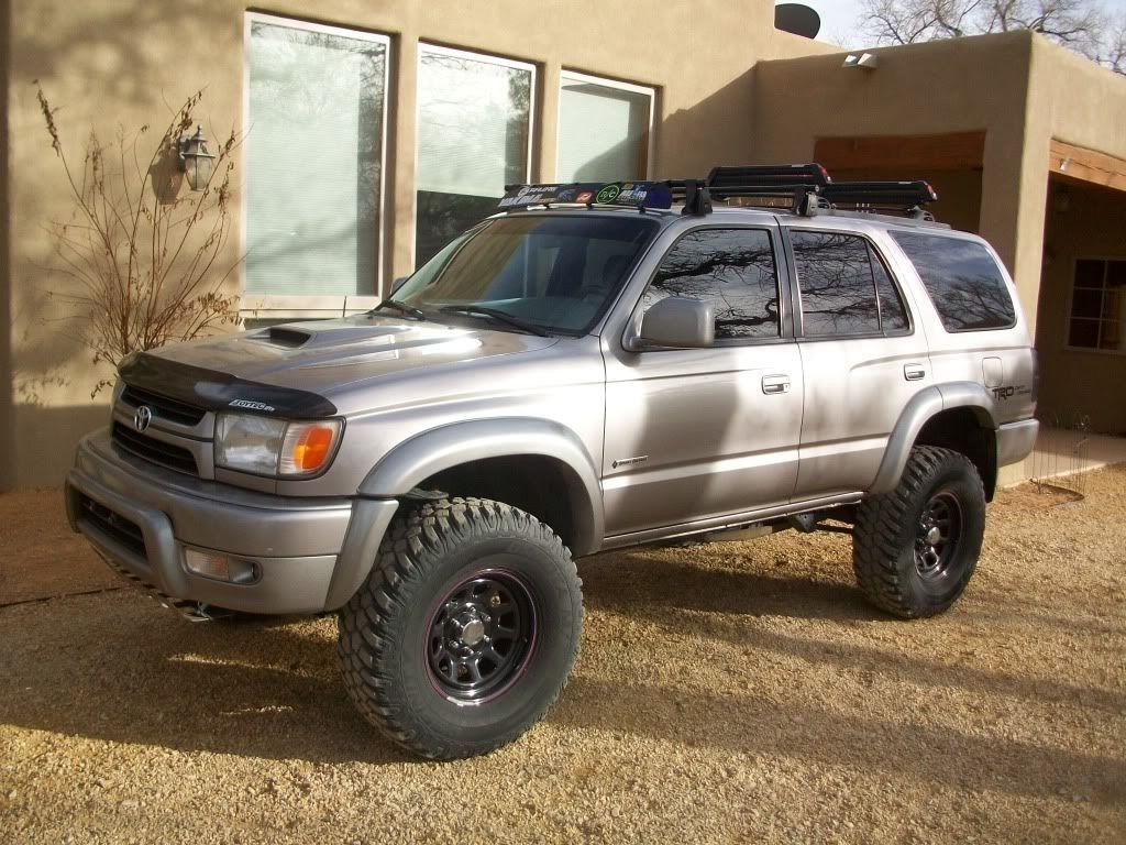 Pin By Soy On Lifted Toyotas 4runner Toyota 4runner 4runner Mods