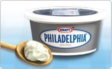 Great Site With All Sorts of Recipes Using Philly Cream Cheese!