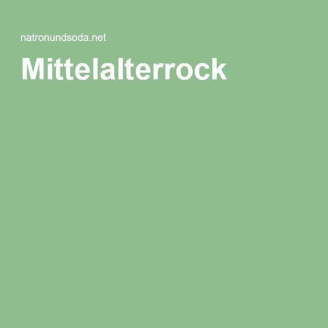 Mittelalterrock