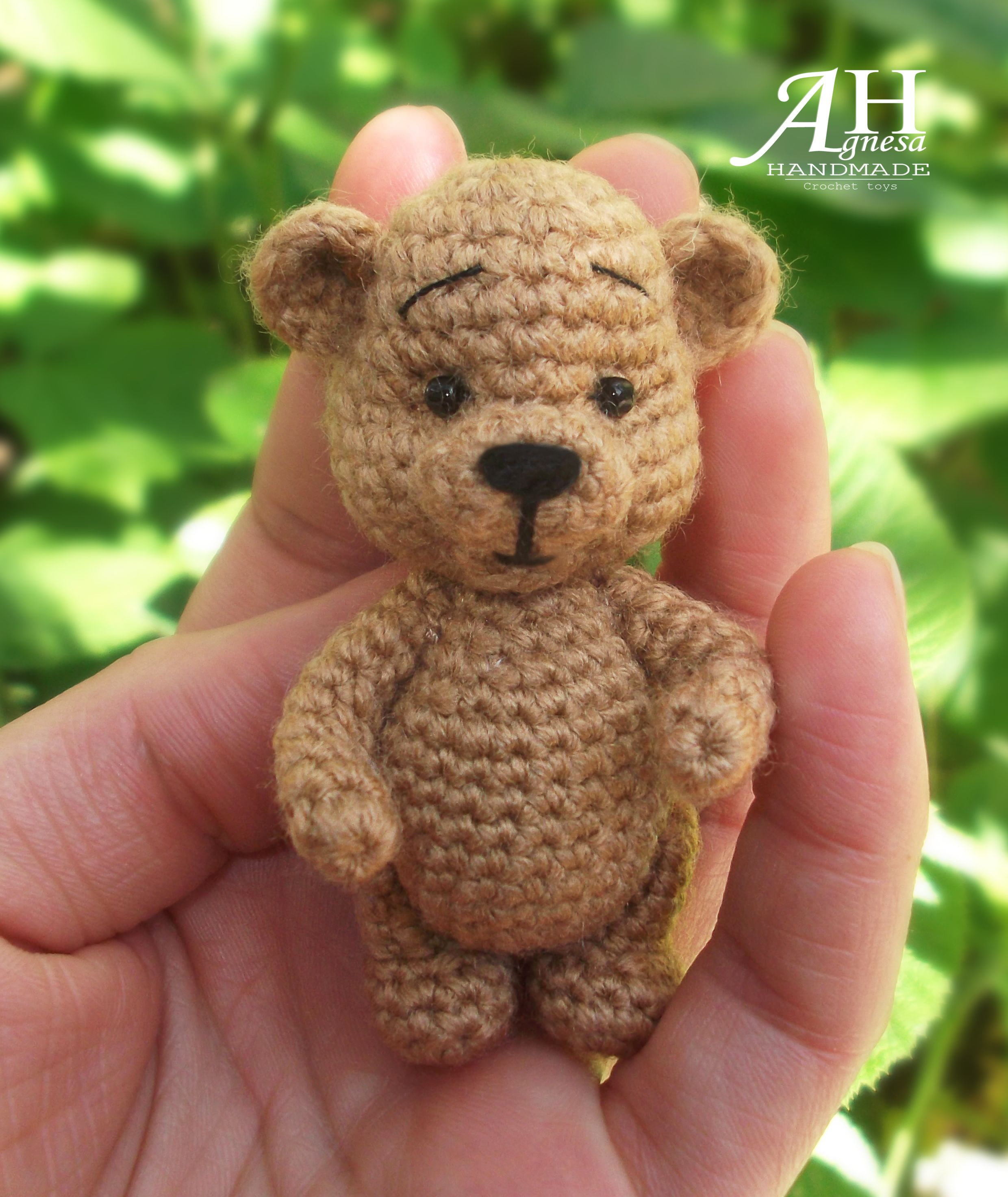 crochet teddy bear | crochet | Pinterest | Patrón gratis, Mono y ...