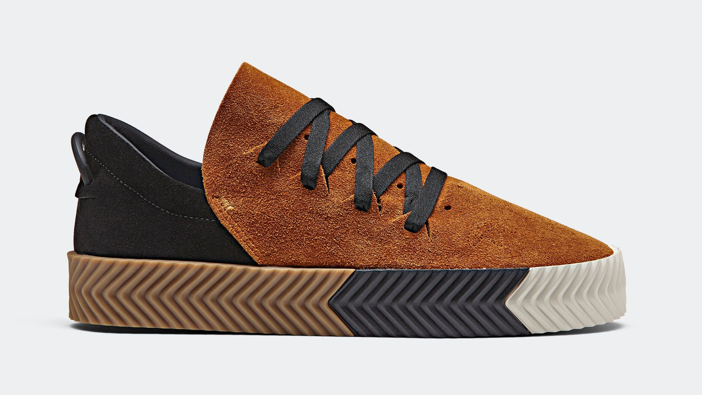 new product 6f8fc 29490 Alexander Wang x Adidas Skate and Basketball Sneakers