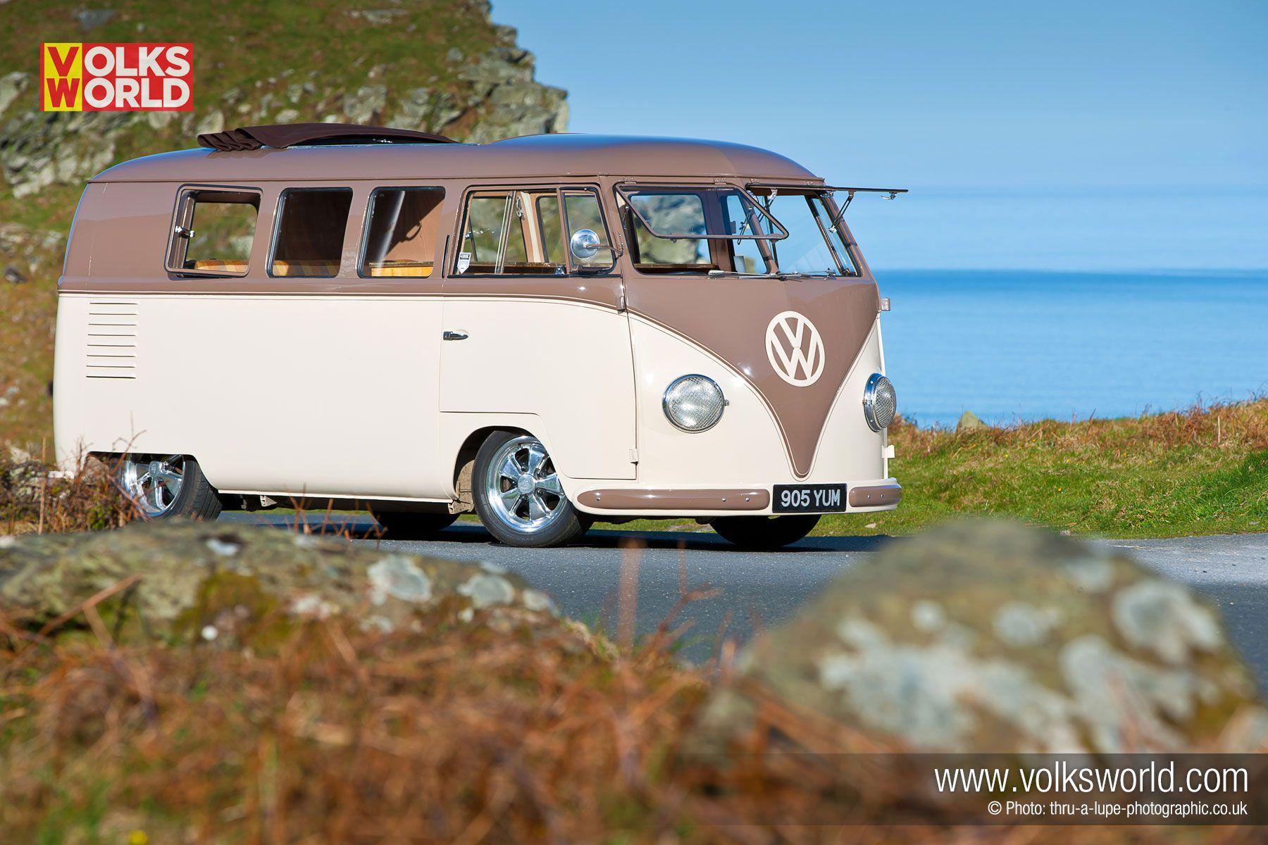 1954 Rhd Barndoor Camping Box Vw Camper Vw Bus Vw Van