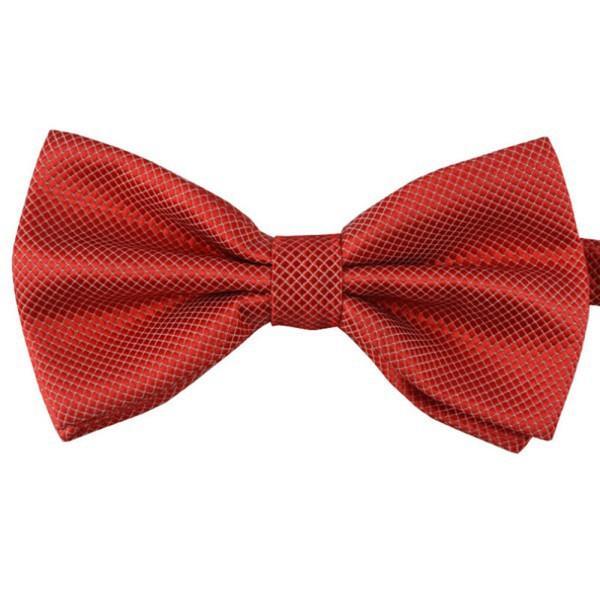 Men Fashion Handmade Wooden Bow Tie Novelty Wedding Wood Tuxed Bowtie Necktie