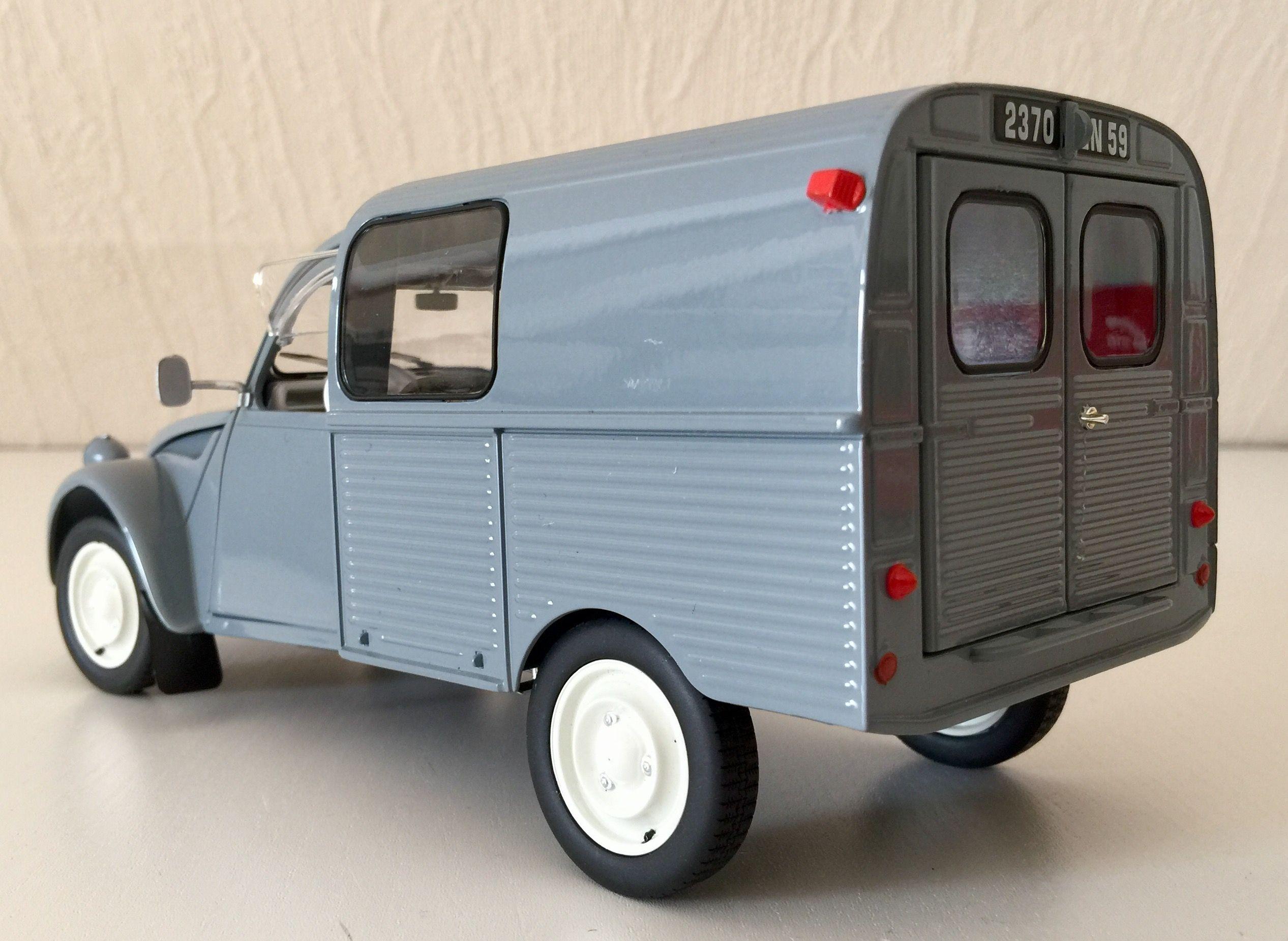 2cv fourgonnette 1969