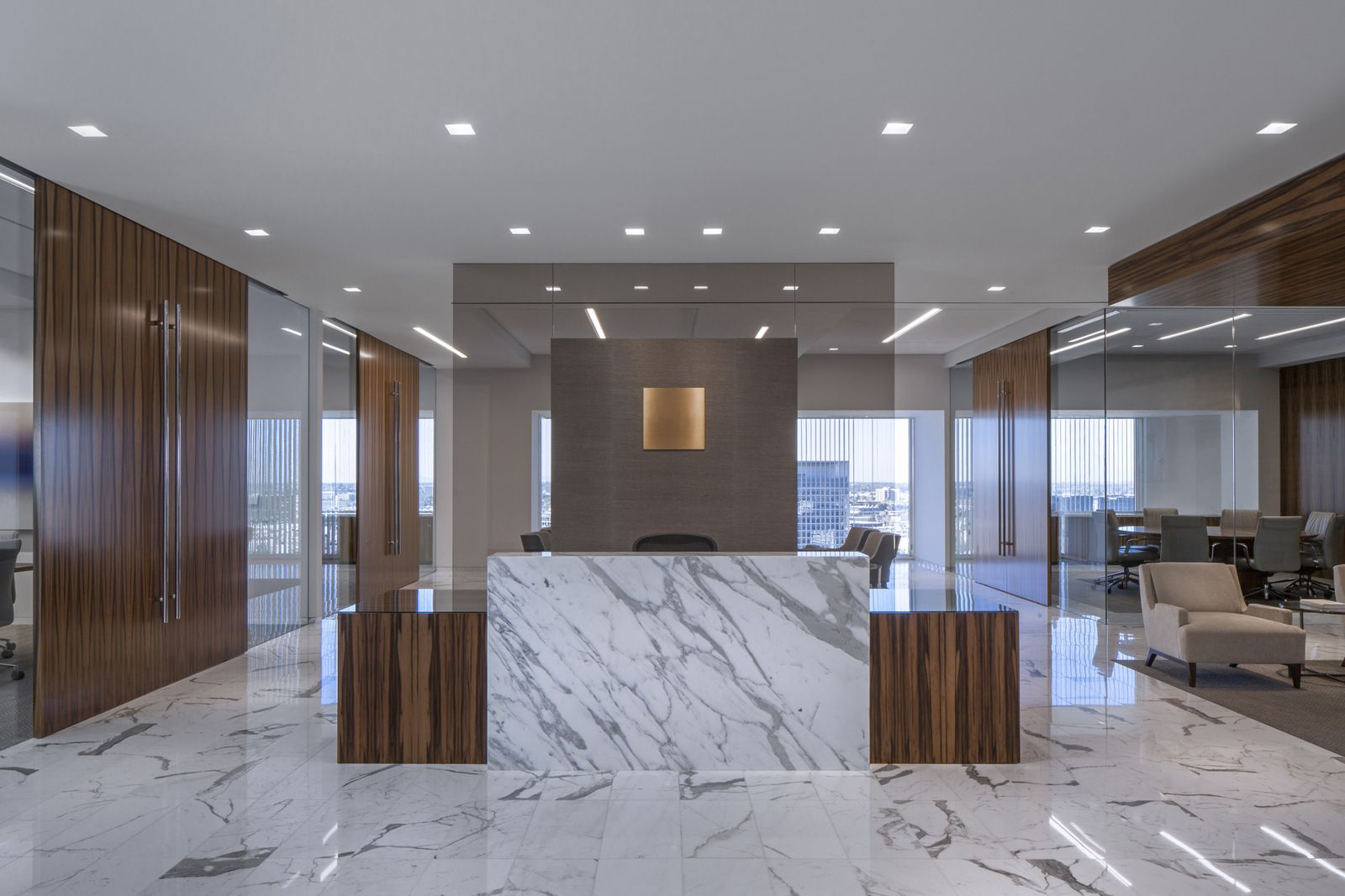 Office Tour Financial Services Company Offices Irvine Law Office Design House Design Design