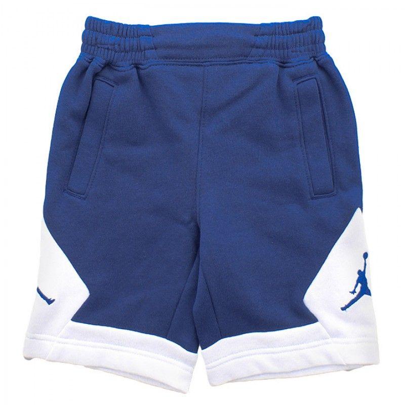 The Air Jordan Youth Varsity Fleece Shorts are available