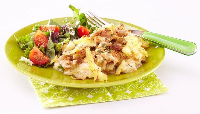 Broilerikiusaus - K-ruoka