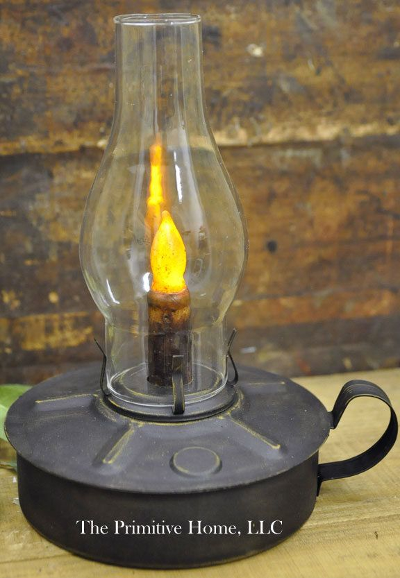 The Primitive Home Llc Kitchen Lantern Timer Candles Lantern Table Lamp