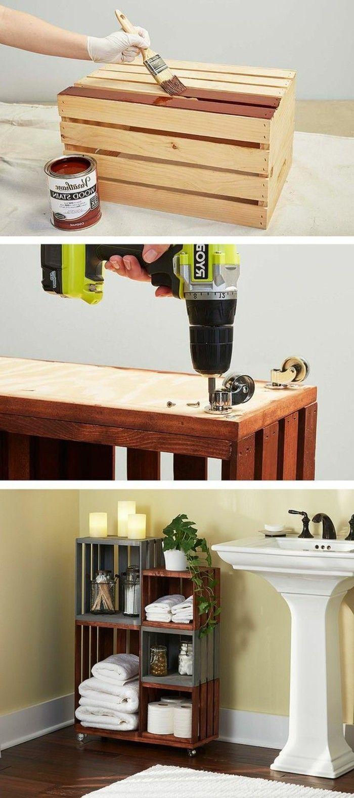 1001+ ideas para hacer muebles con palets fáciles (con ...