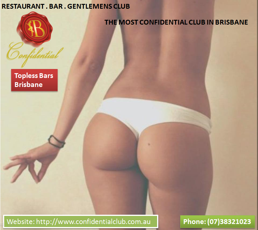 Want to spend your evening in one of the best topless #bars in #Brisbane? B Confidential Club is a unique club where you can enjoy the services of a #restaurant, bar and #gentlemen's club.