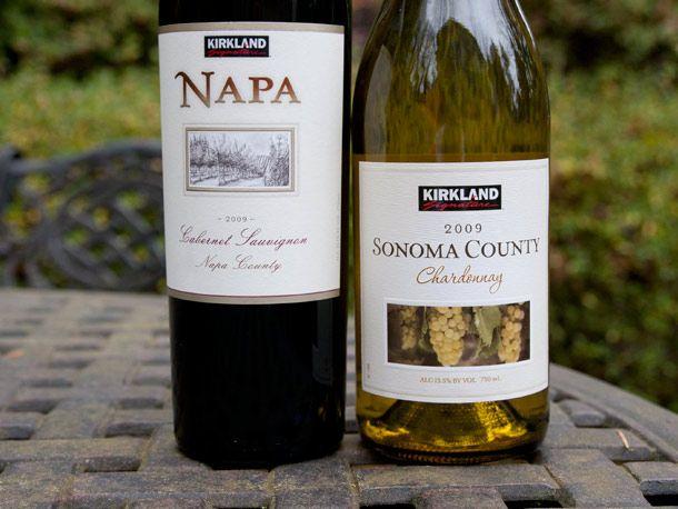 Costco's Kirkland Wine: Napa Cabernet and Sonoma ...
