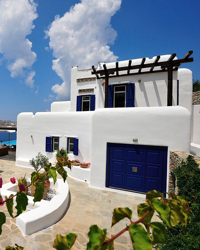 Traditional greek architectural detail at hermes mykonos also awesome rh pinterest
