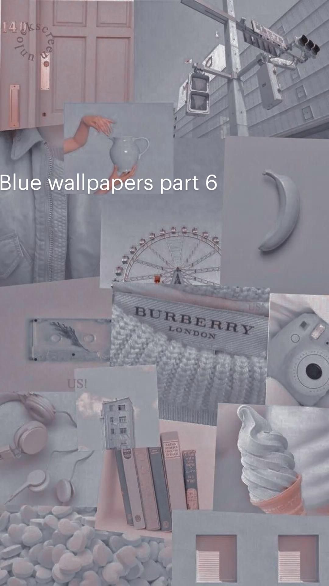 Blue wallpapers part 6