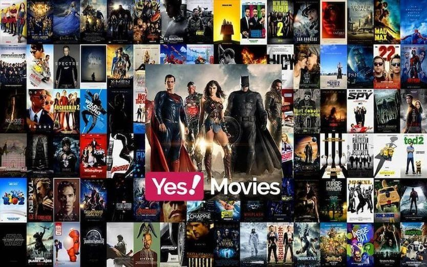Yes Movies App Is Free Mobile App That One Can Use To Download Movies Online Movie App Streaming Movies Movies