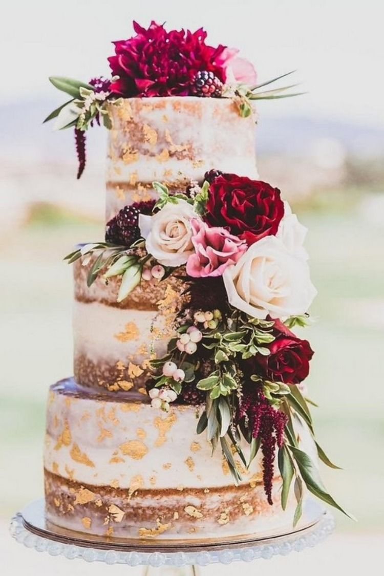 20 Burgundy and Greenery Wedding Color Ideas (With images