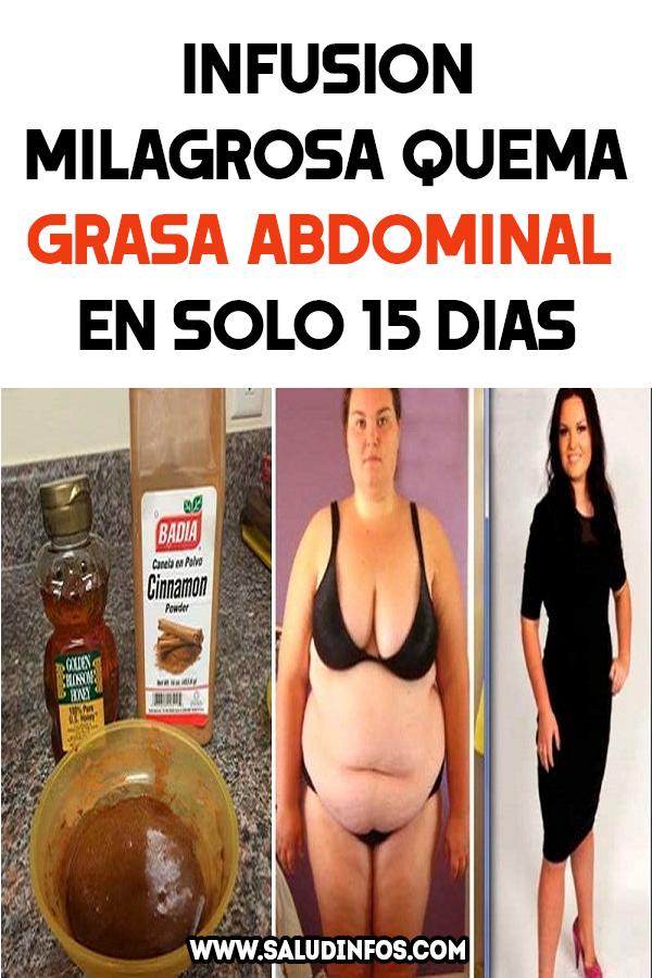 dieta quema grasa 15 dias