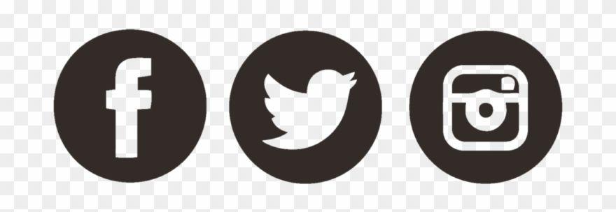 Facebook twitter instagram logo png facebook instagram