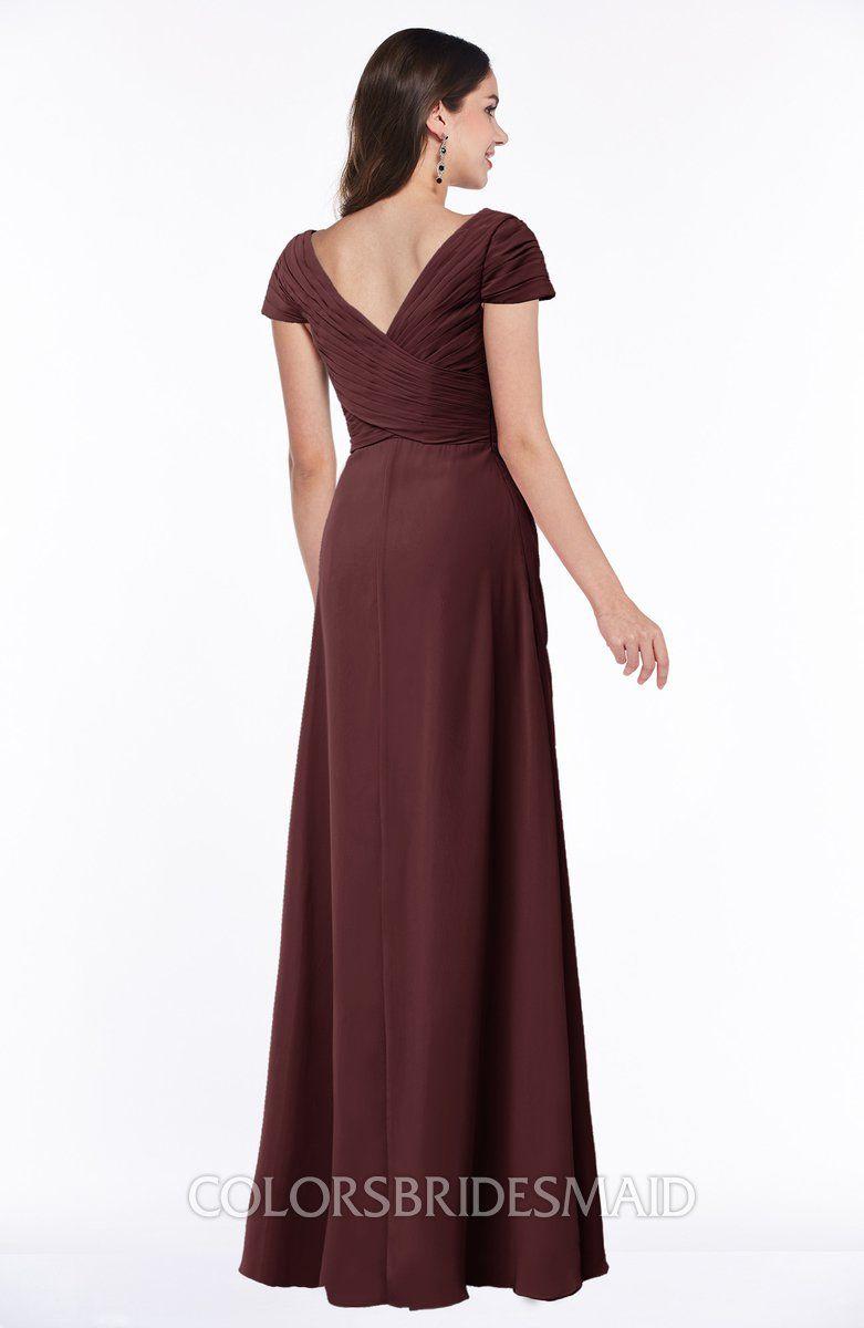 cd99c8567555 ColsBM Evie - Burgundy Bridesmaid Dresses | Bridesmaids | Bridesmaid ...