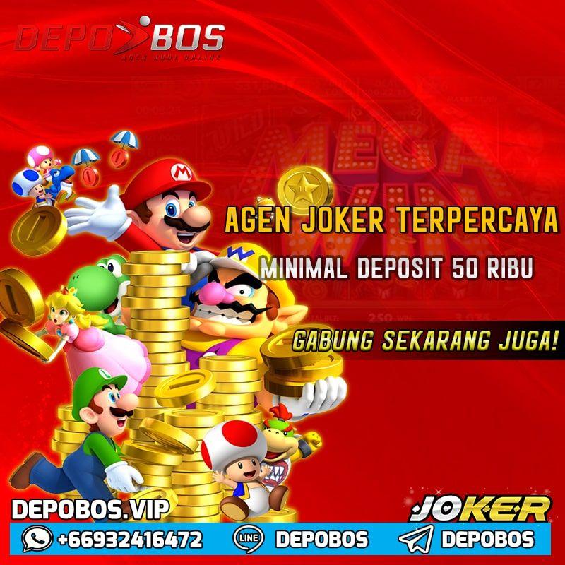 Login Joker8899 Bandar Agen Mario Characters