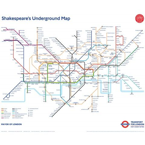Bored Of The Northern And Bakerloo Lines On Your Daily Commute