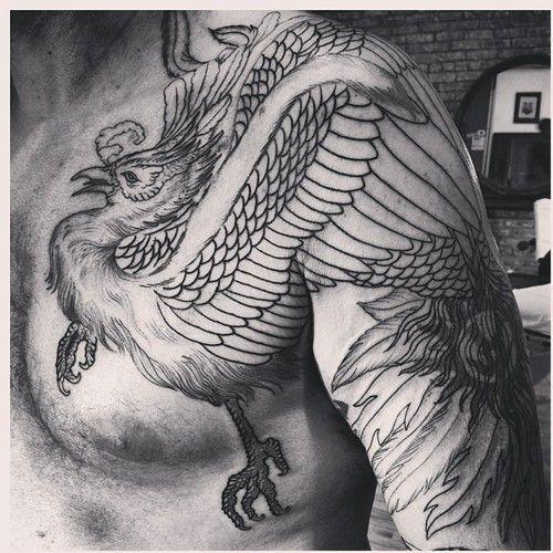 Phoenix | Stephanie Tamez - Saved Tattoo NYC