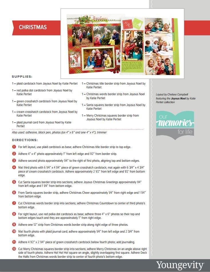Omfl joyous noel project sheet easy to follow instructions create  beautiful also best all  want for christmas images on pinterest rh in