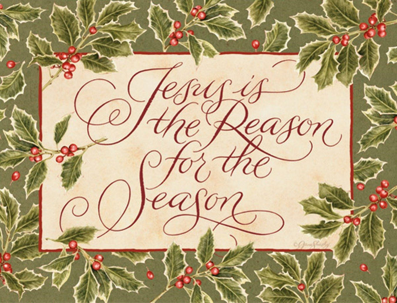 Lang Reason for The Season Boxed Christmas Cards 18 Cards with 19 ...