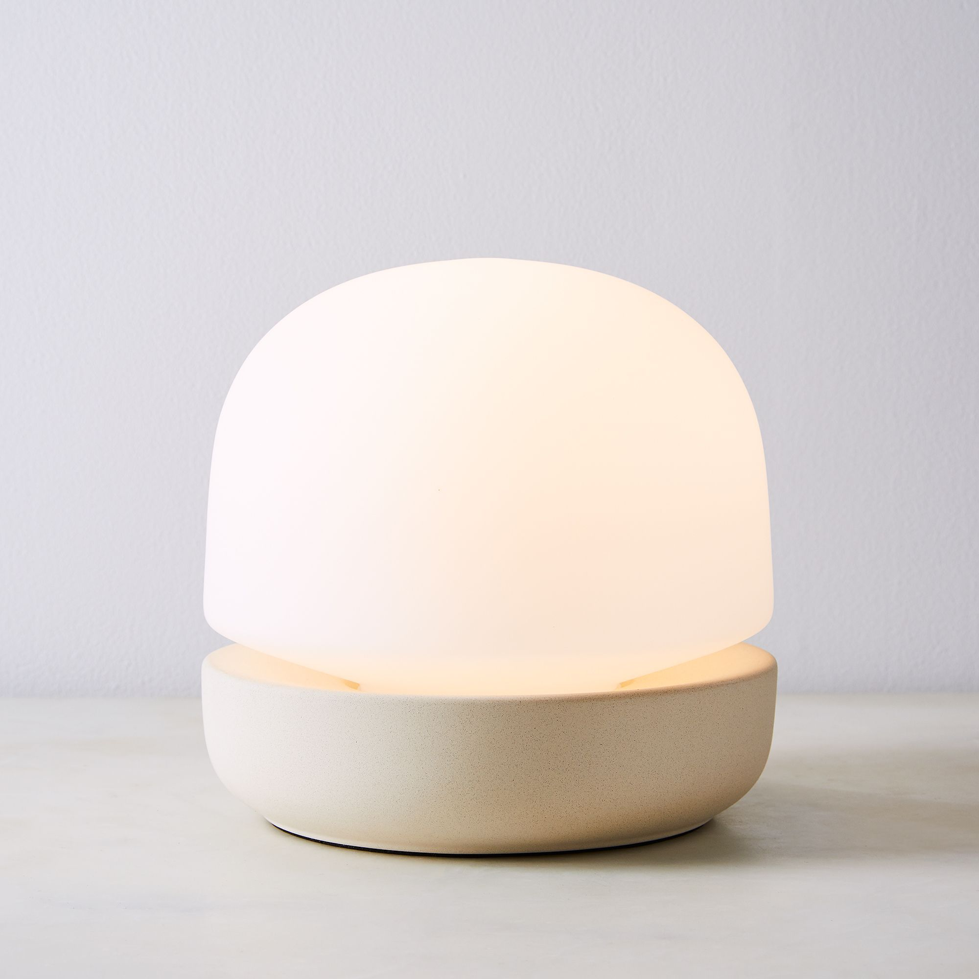 Dome Table Lamp in 2020 Table lamp, Modern lamp, Lamp
