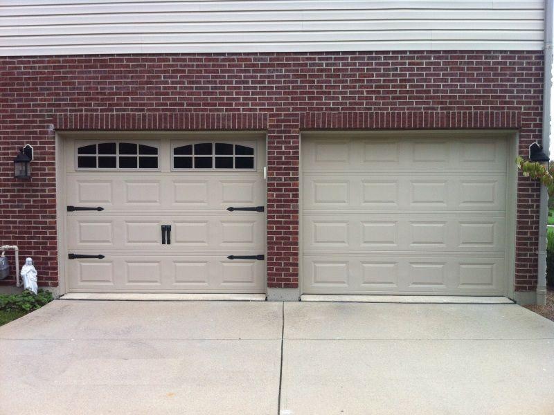 How to dress up your garage doors inexpensively and by yourself how to dress up your garage doors inexpensively and by yourself solutioingenieria Images