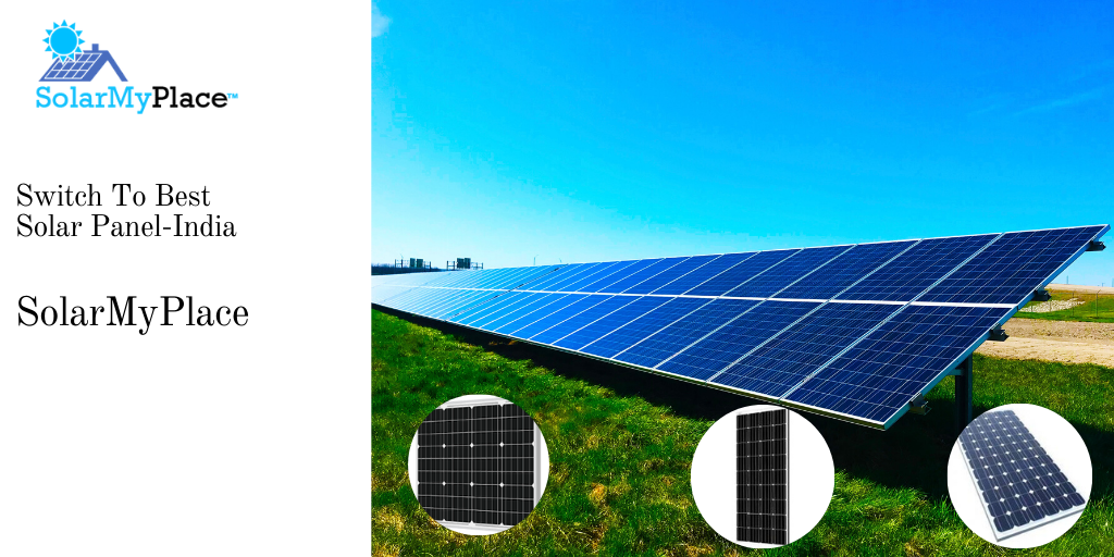 The Best Solar Panel In India Solarmyplace In 2020 Solar Panels Portable Solar Panels Solar