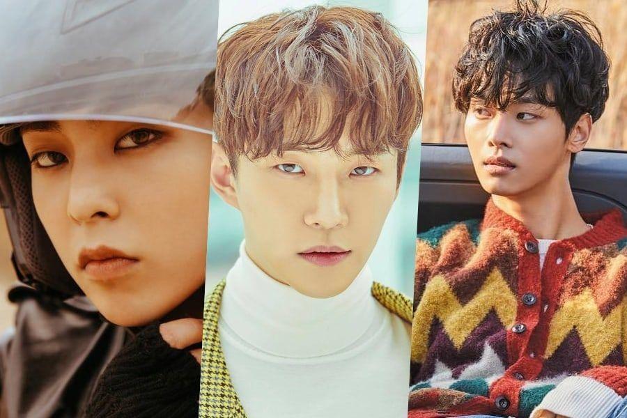 Wxo Xeumin 2pm Junho Vixx N Pop Idol Kpop Idol Celebrities Male