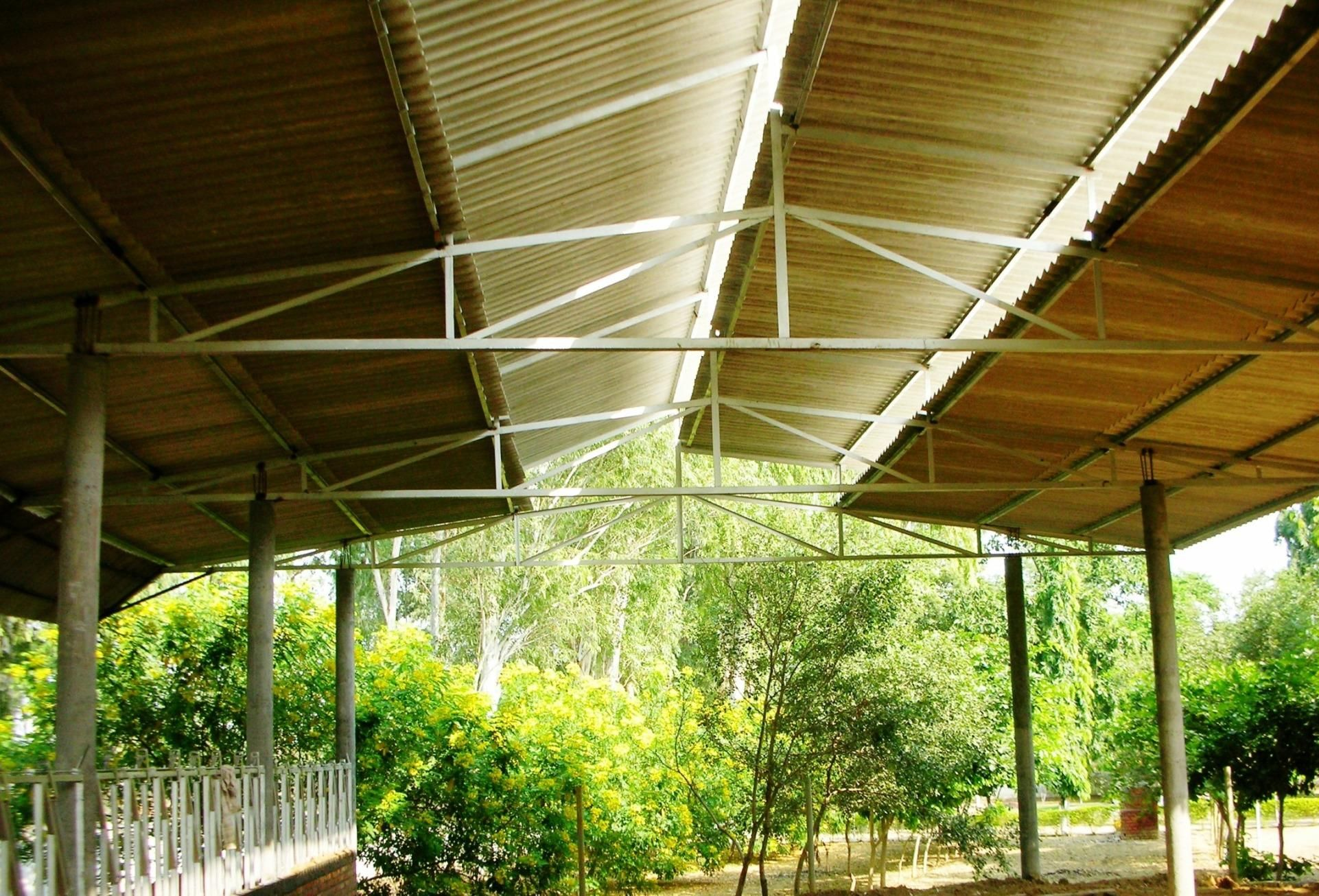 Modern Cattle Sheds Punjab Farm Shed Cow Shed Design Cow Shed