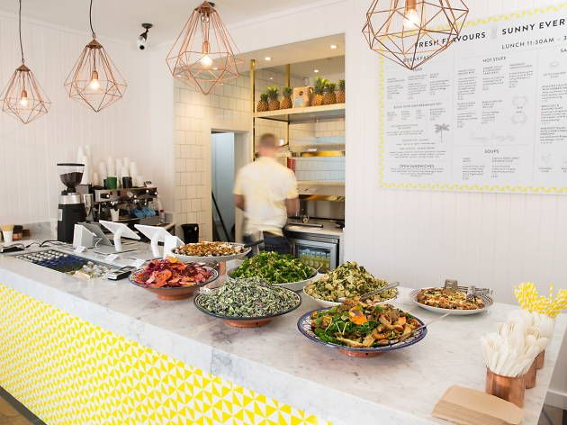 32 Healthy Restaurants In London Healthy Restaurant Healthy Places To Eat Fast Healthy Meals