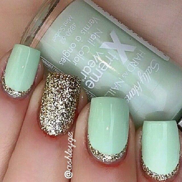 Brillos | nails | Pinterest | Brillo