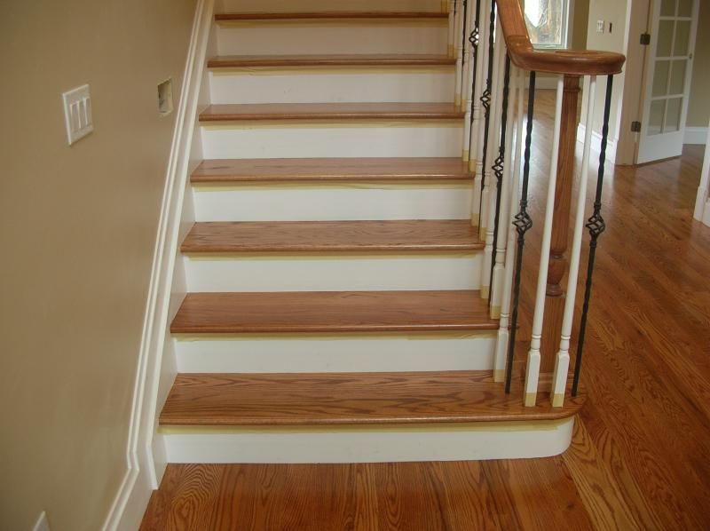 Red Oak 1 Hardwood Flooring With A