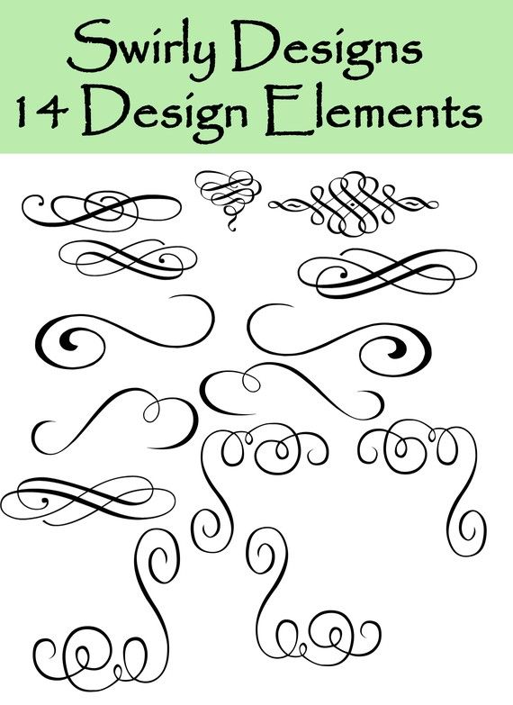 Clipart Swirls | Projects to try | Pinterest | Holz Ideen ...