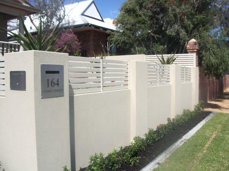 Slat Screens by Boundaries Australia - Fencing, Screening ...