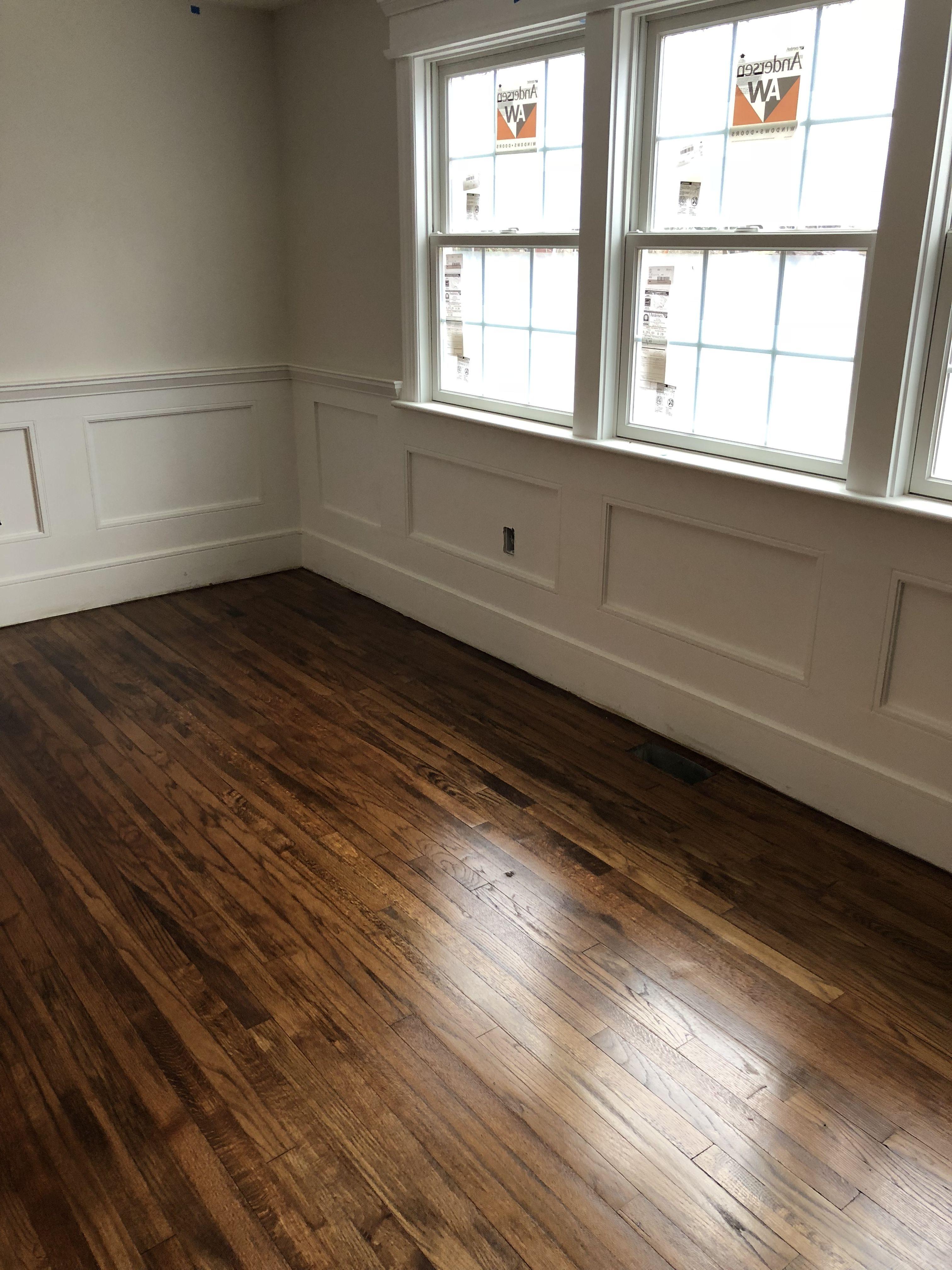 Provincial Floor Stain On White Oak Wood Floor Stain Colors Oak Wood Floors Oak Floor Stains