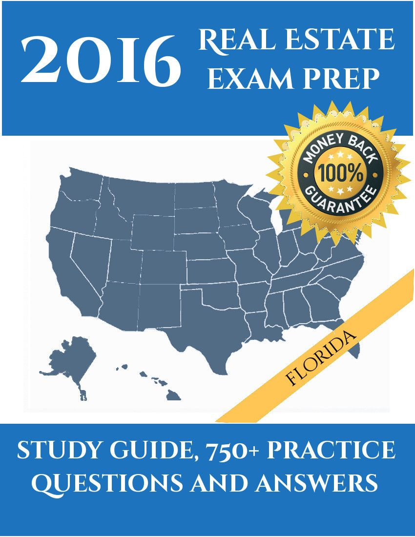 Florida Real Estate Exam Study Guide Real Estate Exam Practice Exam Real Estate Education