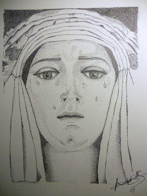 Lebana Art: Virgen de Consolación (Hermandad de La Sed, Sevilla)
