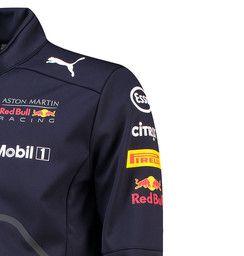 Aston Martin Red Bull Racing 2018 Team Softshell Jacket F1 Stuff