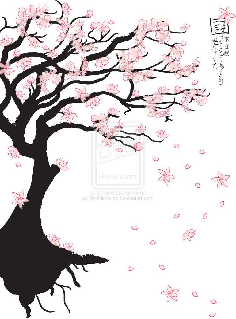 cherry blossoms | Quilting | Pinterest | Future tattoos, Cherry ...
